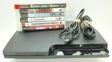 Playstation 3 With 6 Games Bundle