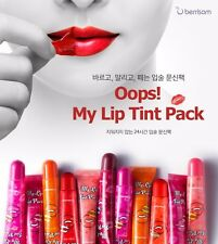 BERRISOM Oops My Lip Tint Pack (15g)  2015 F/W NEW Color  Glam Okid