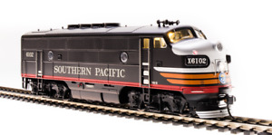 HO Scale BROADWAY LIMITED 4834 SOUTHERN PACIFIC F3A 6102D DCC & SOUND