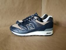 New Balance 577 LM577NB Blue Rare Vintage 1500 991 FLIMBY 10 MADE IN UK