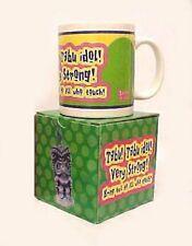 Brady Bunch Tabu Idol Ceramic Mug