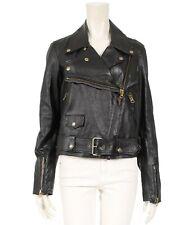 Acne Studios Leather Jacket size 36 good condition authentic