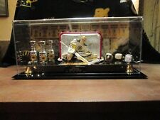 BOSTON BRUINS 3 RING McFARLANE DISPLAY CASE