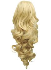 Extensions de cheveux blonds bouclés pour femme