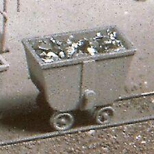 Weinert 3399 Zurüstsatz für Tankzugwagen Bebra für G 10 H0 1:87 Bausatz