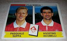 FIGURINA CALCIATORI PANINI 1994/95 PIACENZA 503 ALBUM 1995