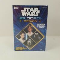 2020 Topps Star Wars Holocron Series Trading Cards Blaster Box Sealed New