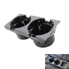 Drink Cup Holder Carbon Fiber for Auto BMW 3 Series E46 51168217953 H00A