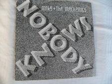 Mike & the Mechanics - Nobody Knows / Why Me - WEA U7602
