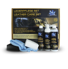 Car seats leather care set cleaner & conditioner High Quality Made In Germany