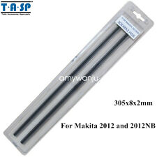 "Makita 305x8x2mm  HSS Planer Knife 2012 2012NB 12"" Thickness Planer Blade 793346"