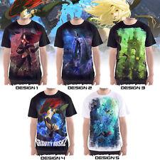 Gravity Rush Custom (PlayStation game) - Custom T-Shirts / Jersey