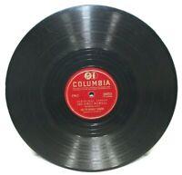 "COLUMBIA 36653 10"" Record Christmas Carols The Lyn Murray Singers Vintage"