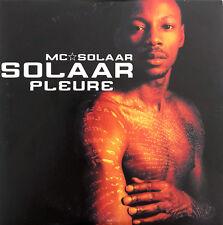 MC Solaar CD Single Solaar Pleure - Germany (EX/M)
