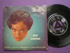 EARTHA KITT Just Eartha UK EP RCA TRI-CENTRE 1959