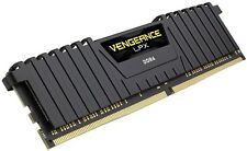Corsair 16GB Kit (2x8GB) DDR4 Vengeance LPX Black C15 3000MHz[CMK16GX4M2B3000..