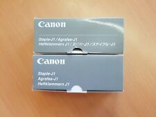 Canon Staples Staple-J1 6707A001 28430 Clamps New Ir 2200 2800 3300