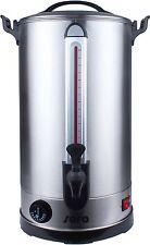 Glühweinkessel Heißwasserspender Heißwasserkessel Glühweintopf Saro 30 Liter