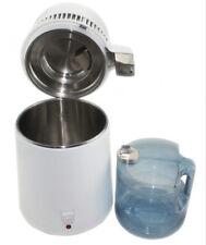 4L Dental stainless steel distilled water machine laboratory sterilizer Kit 220V