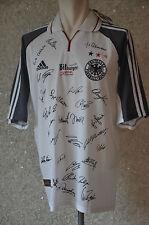 Deutschland Trikot Gr. LAdidas WM 2000 Nationalmannschaft DFB Weltmeister EM