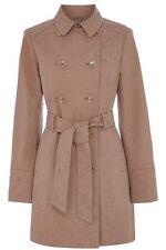 Oasis Jacquard Textured Coat M