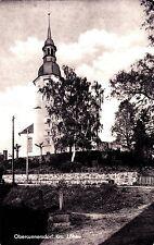 Obercunnersdorf , Krs. Löbau , DDR , Ansichtskarte