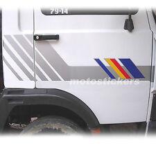 IVECO 79-14 - Adesivi - Decalcomanie per cabina