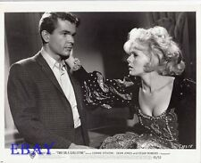 Connie Stevens busty, Dean Jones VINTAGE Photo Two On A Guillotine