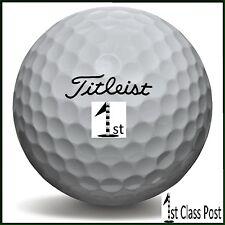 "20 TITLEIST PROV1X PRO V1X Golf Lake Ball ""PERFECT"" Mint Grade LATEST 2016 Model"