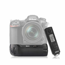 Meike Pro 2.4G Wireless Remote Control Battery Grip Pack for Nikon D500 MB-D17