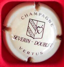 Capsule de champagne Severin Doublet N°1 cote 5