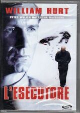 dvd L'ESECUTORE William HURT Peter WELLER Natascha McELHONE