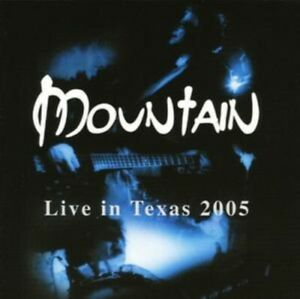 MOUNTAIN Live At Texas 2005 CD NEW & SEALED