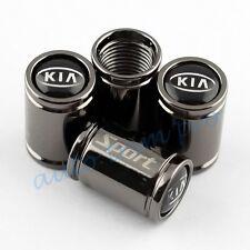 Titanium Car Truck Air Dust Wheel Tire Tyre Valve Stem Cap Cover For Kia Parts