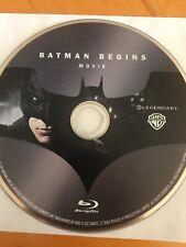 Disc Only - Batman Begins - Blu Ray