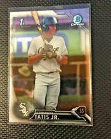 2016 Bowman Chrome Fernando Tatis Jr. 1st Rookie Rc - Bcp 17 Padres Star Mvp