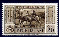 REGNO 1932 - GARIBALDI  Cent. 20 NUOVO **