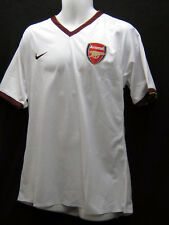 New Authentic NIKE ARSENAL FOOTBALL Shirt PLAYER ISSUE S/Slvd  No Sponsor L