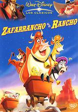 PELICULA DVD ZAFARRANCHO EN EL RANCHO WALT DISNEY CLASICO Nº46