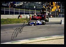 Heinz-Harald Frentzen Foto Original Signiert Formel 1 +G 18643