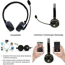 Bluetooth Headset, yamay Wireless Headset Over the Head with Microphone, Noise Cancel