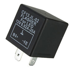 NEW 3 PIN CF13 JL-02 ELECTRONIC CAR FLASHER RELAY TO FIX LED HYPER FLASH BLINK