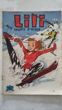 LILI aux sports d'hiver No 19 (1974)
