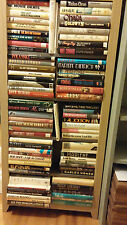 MOVIE BOOKS - COLLECTION OF VARIETY OF 100 MOVIE BOOKS 1950-1990