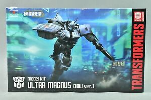 Transformers Furai 15 Ultra Magnus IDW Version Model Kit Flame Toys