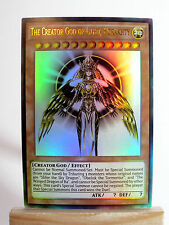 ~PROXY~ Orica Custom The Creator God of Light, Horakhty Ultra Rare V2.0!