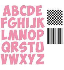 Stanzschablone Prägeschablone Stempel Collectables Alphabet Buchstaben COL1350