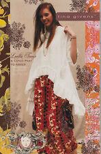 PATTERN - Luella Tunic & Pants - women's sewing PATTERN from Tina Givens