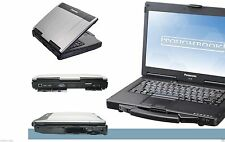 Panasonic Toughbook CF-53 - MK3, Core i5-3340M - 2.7GHz, 4GB, 256GB SSD, UK-Tast