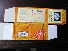 BOITE VIDE NOREV    CITROEN AMI 8 1969 EMPTY BOX CAJA VACCIA